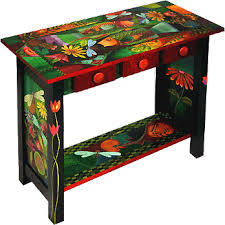 whimsy furniture. amazing hand painted furniture whimsy e