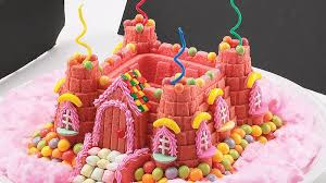 Wonderful Castle Birthday Cake For Girl 37 Unique Cakes Girls With