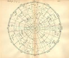 Image Result For Blank Star Chart Old Fashioned Celestial