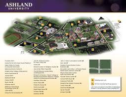 main campus map administration ashland university Ashland Map ashland university campus map ashland maplewood