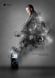 best apple ads images vintage ads apple ipod play your music poster timberlake by ~svpermchine
