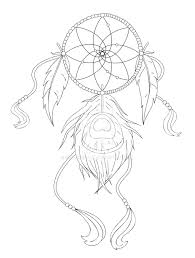 Dream Catcher Tattoo Stencils Dreamcatcher Tattoo Design by SwagnerArt on DeviantArt 31