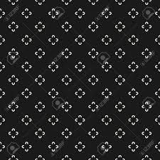 シンプルな花柄小さな花の図形とベクトル シンプルなシームレスなテクスチャです抽象的な最小限の幾何