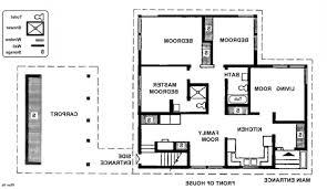 Design My Kitchen Floor Plan Classy Idea 3 House Layouts Design 40 More 1 Bedroom Home Floor
