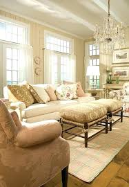 shabby chic bedroom curtains living room traditional with chandelier cottage curtain decor ideas