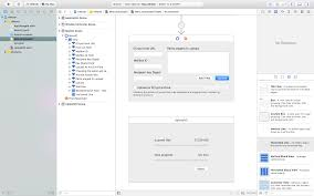 Vertical Storyboard Cocoa XCode 242424 Messes Up Storyboard When Reopening Project 23