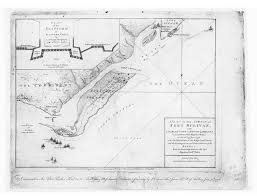 essay on american revolution index to american revolution essay  index to american revolution 1776 a plan of the attack of fort sulivan near charles town