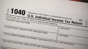 Mnuchin says new IRS 1040 tax form will be