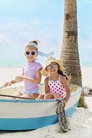 Snapper Rock Size Chart Snapper Rock Girls Upf 50 Sun Uv Protection Short Sleeve