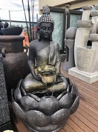 lotus buddha fountain ascot vale