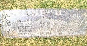 Everett Emmett Caldwell (1891-1985) - Find A Grave Memorial