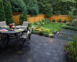patio ideas for small yards. Charming Small Backyard Ideas No Grass Amys Office Patio For Yards E