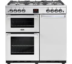 professional gas ranges for the home. Exellent Home BELLING Gourmet 90G Professional Gas Range Cooker  Stainless Steel Intended Ranges For The Home O