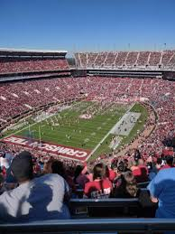 Bryant Denny Stadium Interactive Seating Chart