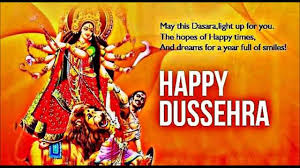 Happy Dasara Quotes