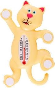 <b>Термометр уличный Park</b> Кот 2615 купить в интернет-магазине ...