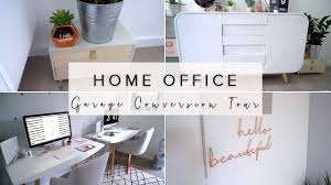 home office white. Contemporary Office OUR MINIMALISM HOME OFFICEGARAGE CONVERSION TOUR COPPER AND GREY OFFICE To Home Office White