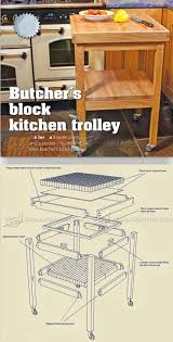 Granite Top Kitchen Trolley 17 Best Ideas About Butchers Block Trolley On Pinterest Butcher