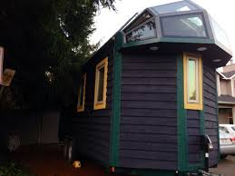 Small Picture Aluminum Tiny House on Wheels with Sliding Loft Glass Loft