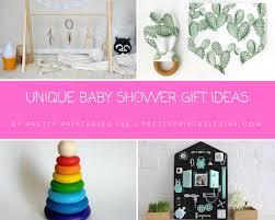 unique baby shower gift idea guide
