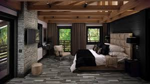 remember echo vinyl tiles distributed by ceratec have a soundproofing effect look how fabulous they look in a bedroom