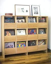 record display shelf simple and classy ways to your vinyl record collection with shelves inspirations