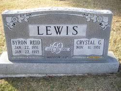 PFC Byron Reid Lewis (1931-1993) - Find A Grave Memorial