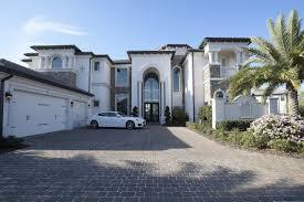 mansion master bedroom. Carlos And Elis Arruda Built A $1.9 Million Home In Windermere, Fla. With Three Mansion Master Bedroom
