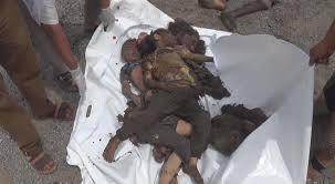 Image result for خونینترین کودککشی آلسعود در یمن