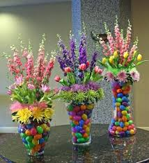 Easter Decorations Ideas Dining Table Decoration Easter Egg