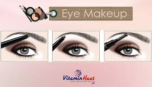 when attractive eye makeup ideas steps by step towards makeup application the first milestone we cross is that of eye makeup ideas