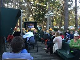 Outdoor Seating At Packers Hq Jump Phils Picture Of