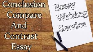 Conclusion Generator For Essays How To Write The Conclusion Of Compare And Contrast Essay