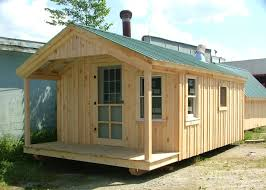 Home office cabin Bedroom 12x16 Home Office With Adirondack Siding 12x16 Jamaica Cottage Shop Prefab Home Office Prefab Office Outside Office Shed