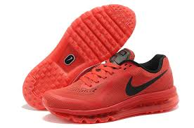 nike running shoes men. cheap nike air max 2014 mens shoes - red black sale running men