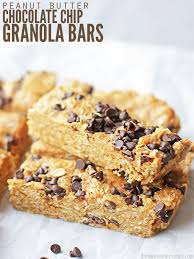 chewy peanut butter bars. Beautiful Bars My Whole Family LOVES These Soft And Chewy Peanut Butter Chocolate Chip  Granola Bars They With Chewy Peanut Butter Bars L