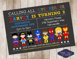 superheroes birthday party invitations the 25 best printable invitations ideas on pinterest free