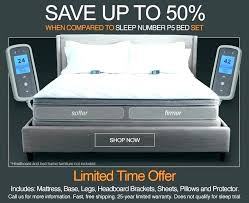 Sleep Number Bed Frame Options Topic Related To Comely Frames ...