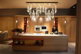How To Design Kitchen Lighting Milans Eurocucina Highlights Latest In Kitchen Design And Technology