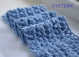 Free Crochet Patterns For Scarves Extraordinary Crochet Pattern Celestial Neck Scarf From The Scarves Free Crochet