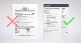 Word vs PDF Resume