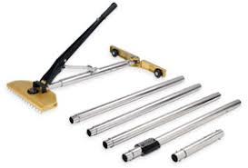 carpet installation tools. power carpet stretcher for rental at grand station erie, installation tools