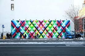 wall arts brooklyn wall art amazing homely ideas together with blue bridge ii night canvas