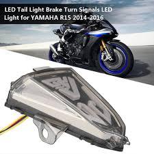Đèn Led Xi Nhan Gắn Đuôi Xe Máy Yamaha R15
