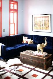 navy blue furniture living room. Delighful Living Royal Blue Furniture Living Room Navy Velvet Couch And Coral Window Tr  In A  On Navy Blue Furniture Living Room N