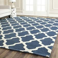 home ideas insider navy and ivory rug safavieh cambridge blue 5 ft x 8 area