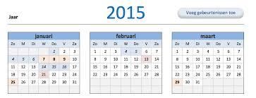 Kalender 2015 Excel Kalender 2015 G Info