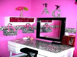 zebra print bedroom leopard decorating