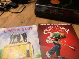 recordjust got a turntable and started off my collection with my two favorite soundtracks of all time
