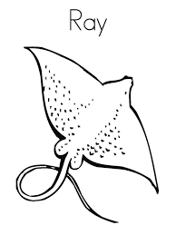 Small Picture Ray coloring pages Download and print Ray coloring pages